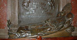 Mieczysław Halka-Ledóchowski - Tomb of Cardinal Ledóchowski in Archcathedral Basilica of St. Peter and St. Paul, Poznań