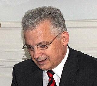 Moldovan diplomat