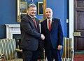 Mike Pence and Petro Poroshenko, June 2017 (4).jpg