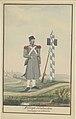 Milicya Krakowska - Grenadyer w plaszczu 1840-1850 (115366047).jpg