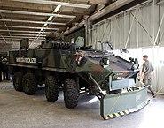 Militärpolizeipiranha