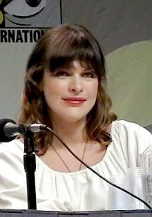Milla Jovovich - Wikip... Milla Jovovich Wiki
