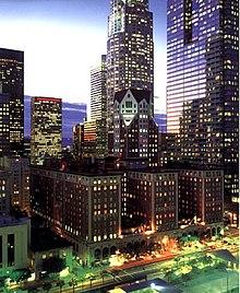 Millennium Biltmore Hotel - Millennium Biltmore Hotel - Wikipedia - Vista dell'hotel. Il Millennium Biltmore Hotel è un hotel situato a Los Angeles.   Costruito da John McEntee Bowman. Cenni storici[modifica | modifica wikitesto].