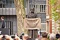 Millicent Fawcett Statue 02 - Courage Calls (27810755638).jpg