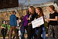 Milwaukee Public School Teachers and Supporters Picket Outside Milwaukee Public Schools Adminstration Building Milwaukee Wisconsin 4-24-18 1149 (27863915968).jpg