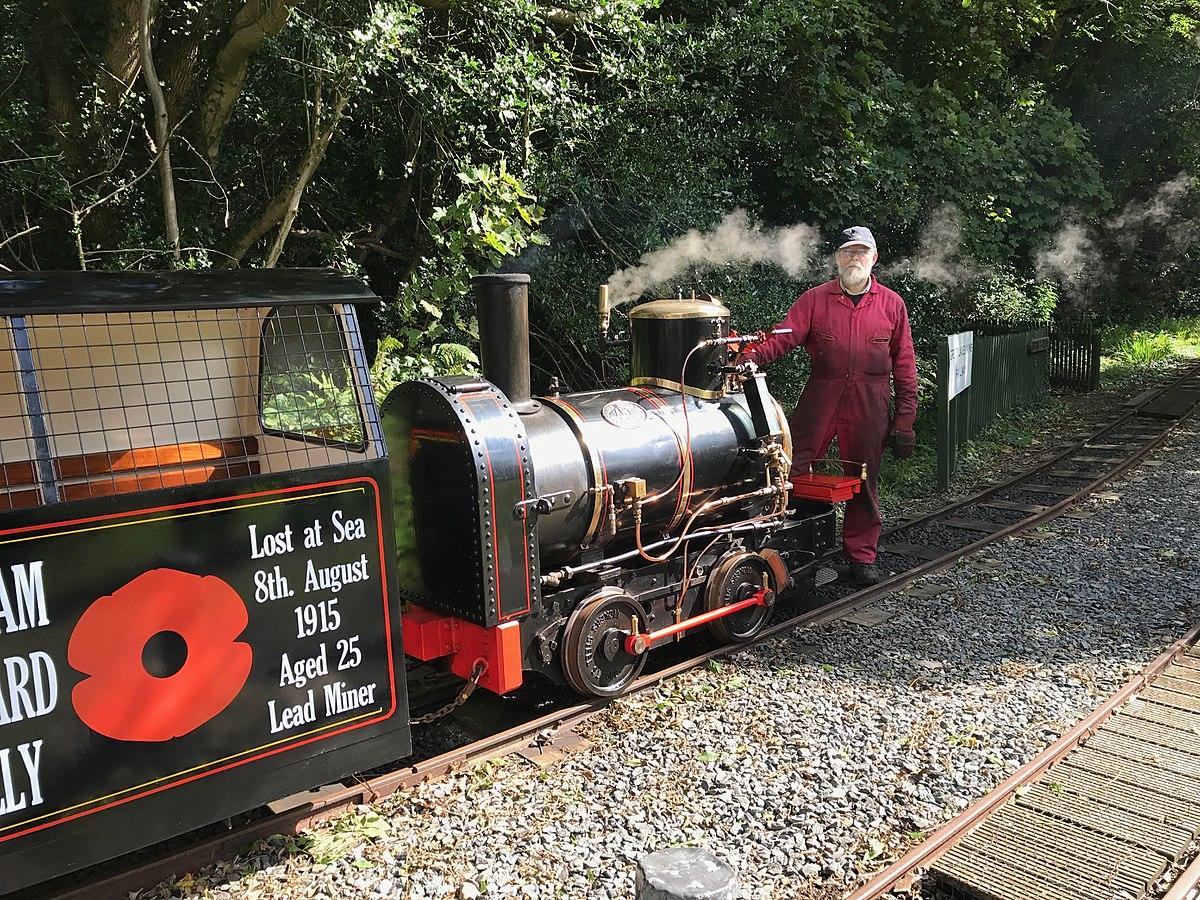 Great Laxey Mine Railway Wikipedia