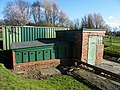 Miniature railway in Barshaw Park - geograph.org.uk - 1219973.jpg