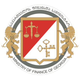 Ministry of Finance of Georgia - Image: Ministry of Finance of Georgia