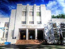 Capitolio Provincial de Misamis Oriental en Cagayán de Oro