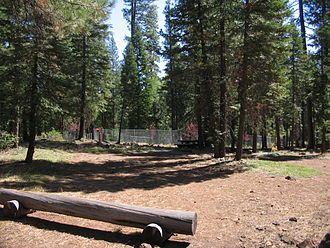 Mitchell Recreation Area - Image: Mitchell Monument site