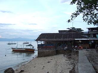 Moalboal, Cebu - Panagsama Beach