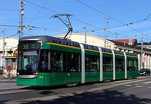 Variobahn - Variotram in Helsinki, Finland
