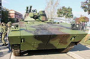 BVP M-80 - BVP M80AB1 in Novi Sad.