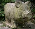 Moganshan Chinese zodiac pig 20090912 4855.jpg