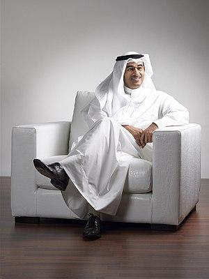 Mohamed Alabbar - Mohamed Alabbar - Chairman of Emaar Properties