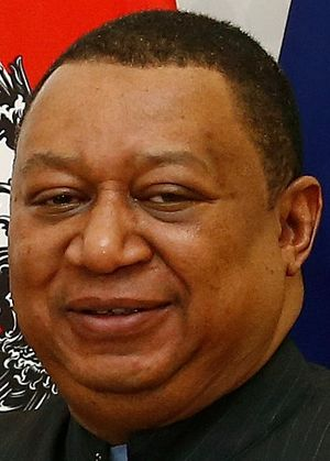 Mohammed Barkindo - Barkindo in September 2016