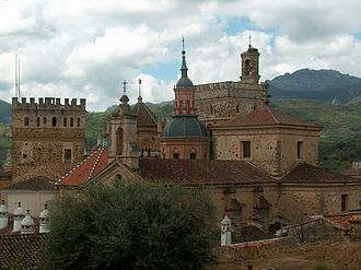 Extremadura - The city of Guadalupe