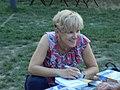 Monika Witkowska w Poznaniu podczas promocji nowej książki - sierpień 2018 - 1.jpg