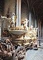 Mons Saint Waltrude Church Golden Coach 03.JPG