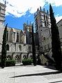 Montpellier (34) Cathédrale Saint-Pierre Extérieur 13.JPG