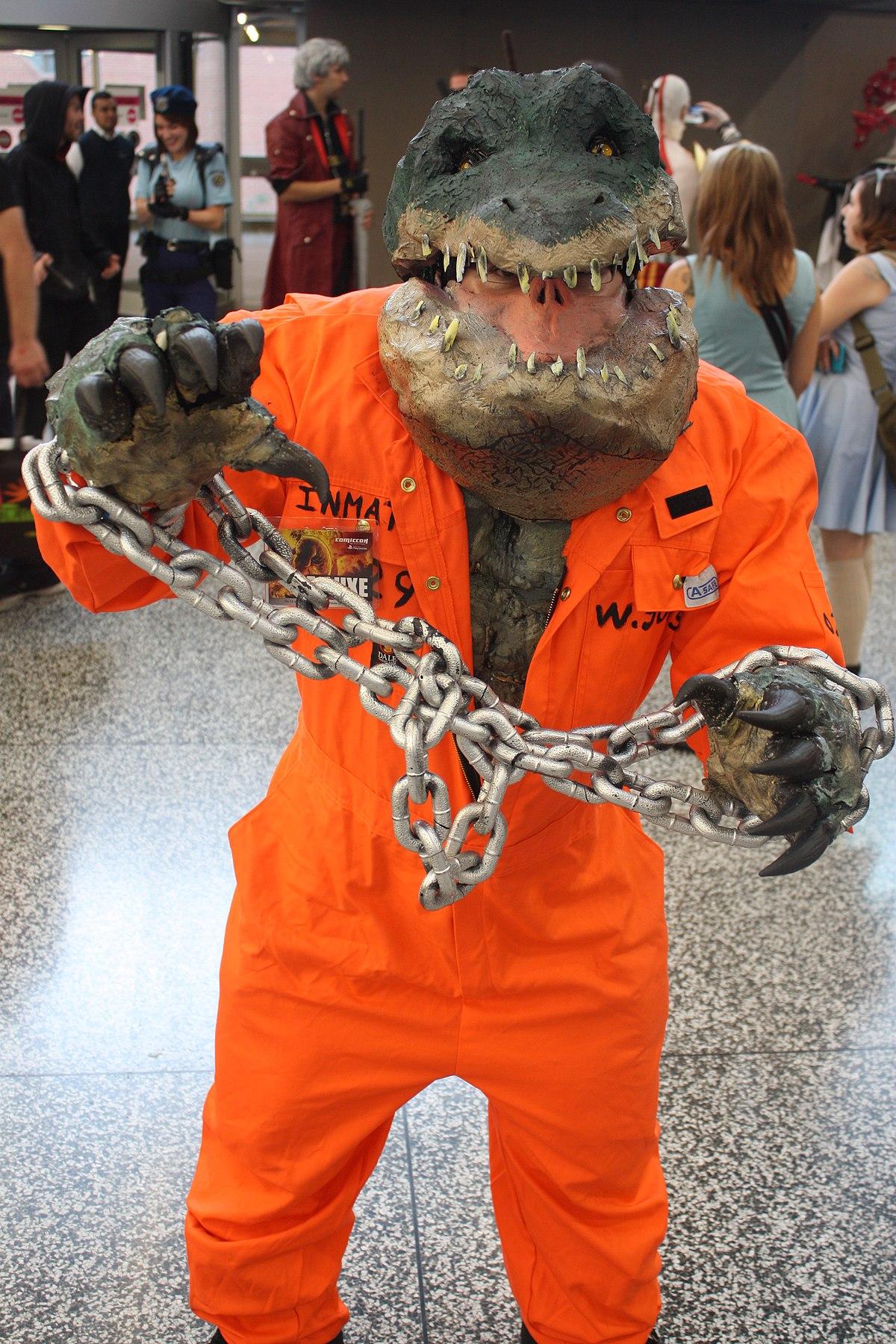 Killer Croc  Villains Wiki  FANDOM powered by Wikia