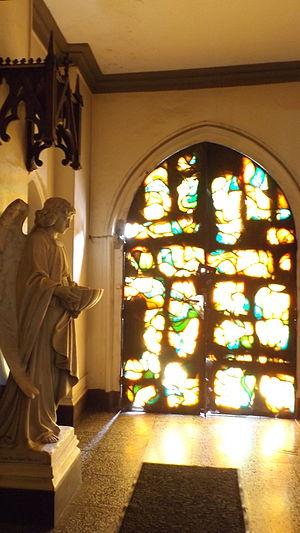 Our Lady of Montserrat Abbey (Manila) - Image: Montserrat, Manila 19