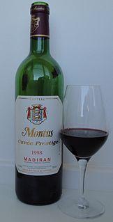Madiran wine