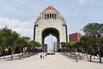 Monumento a la Revolución - Image: Monumento a la Revolución Mexico