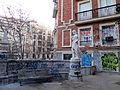 Monumento al doctor Ferrán - Escalinata 01.jpg