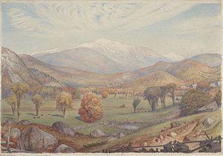 Charles Herbert Moore American painter
