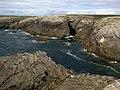 Morbihan Quiberon Cote Sauvage Pointe Scouro - panoramio.jpg