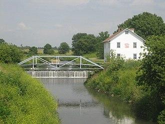 Morrison, Illinois - Malvern Roller Mill