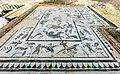 Mosaico de Neptuno, ruinas romanas de Itálica, Santiponce, Sevilla, España, 2015-12-06, DD 17.jpg
