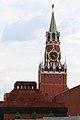 Moscow Kremlin. Spasskaya BashnyaSpasskaya Tower.jpg