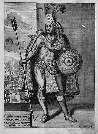 Mexican nobility - Moctezuma II's royal descendants were granted titles in Mexico and Spain.