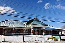 Mount Jackson Town Hall, Visitor Center, Museum, and Library.JPG
