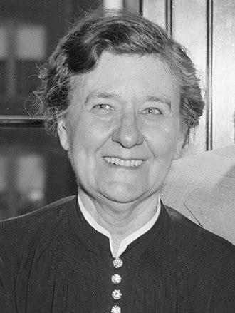 Mariette Rheiner Garner - Image: Mrs. John Nance Garner