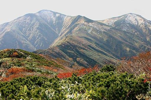 Mt Oasahi 2