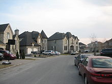 Single Family Houses In Montreal.