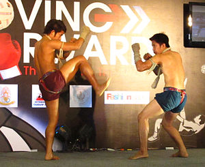 Muay boran - Image: Muay Thai Boran 1