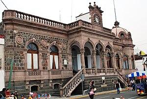 Santiago Tianguistenco - Municipul Palace of Santiago Tianguistenco