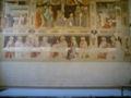 Museo di santa croce, cenacolo di taddeo gaddi.JPG