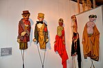 Museum of Minsk Puppet Theatre Mayakovsky The Bug.JPG