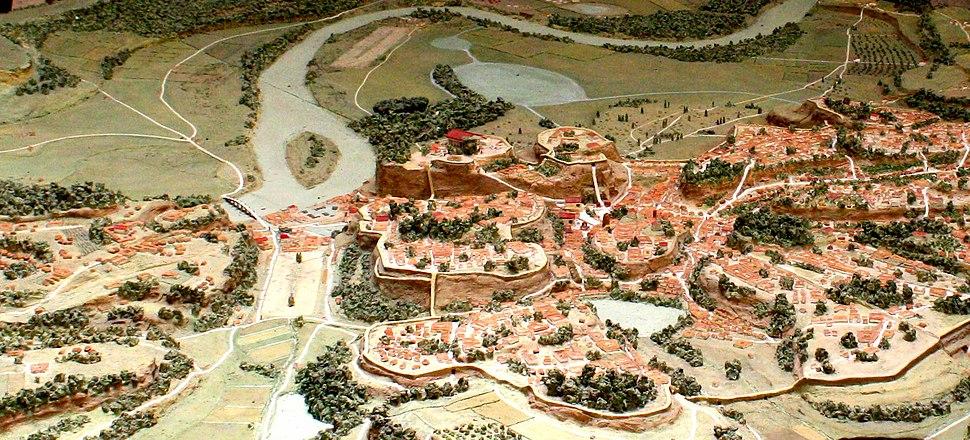 Museum of Roman Civilization - model of archaic Rome.jpeg