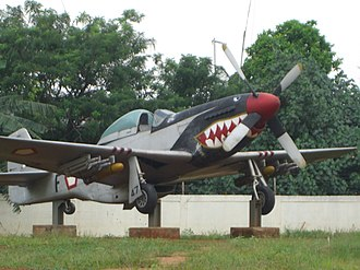 Indonesian Air Force - Indonesian Air Force P-51