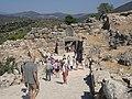 Mycenae inside Lion gate.jpg
