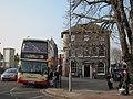 N° 28 Bus outside Waitrose - geograph.org.uk - 2299823.jpg