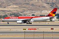 N973AV - A332 - Avianca