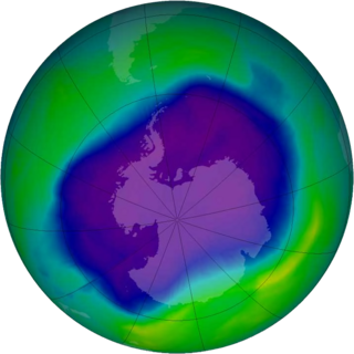 Ozone depletion Stratospheric phenomena of Earth