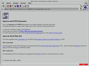 NCSA Mosaic 2.7 for Unix